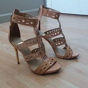 Marciano leather heels